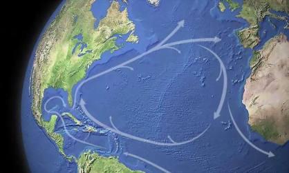NORTH ATLANTIC OCEAN CONVEYOR