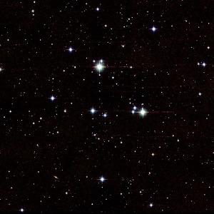 praesaepe star cluster
