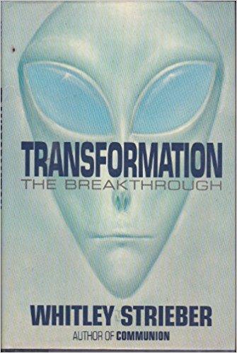 TRANSFORMATION WHITLEY STRIEBER