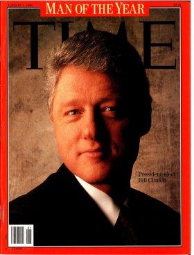 bill clinton timie magazine 2