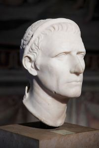 """Marble portrait known as Antiochus III. """"Portraits. The Many Fac"""