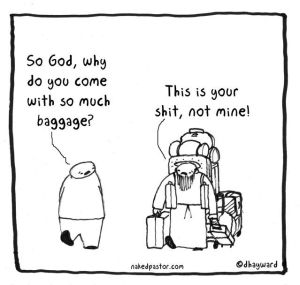 baggage god