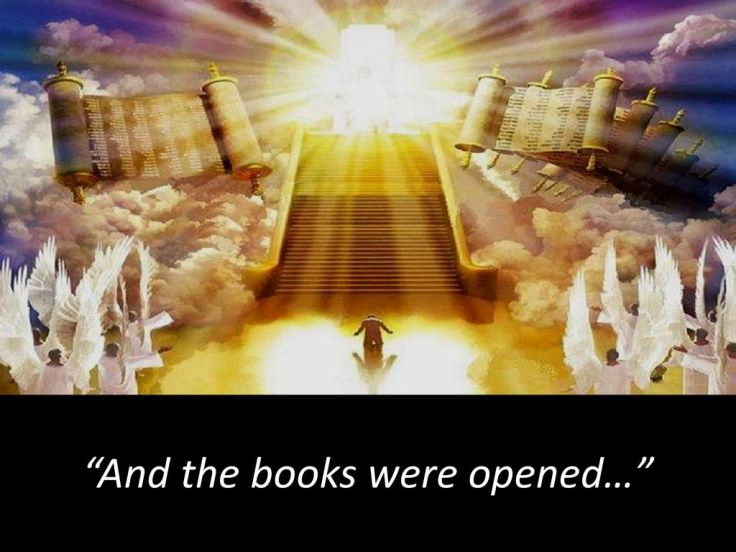 And the books were opened…