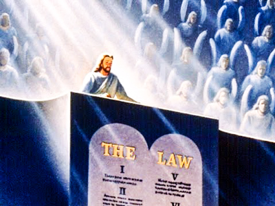JESUS AND THE LAW 2