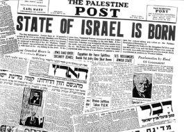 STATE OF ISRAEL REBORN