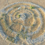 GOLAN HEIGHTS STONE CIRCLE