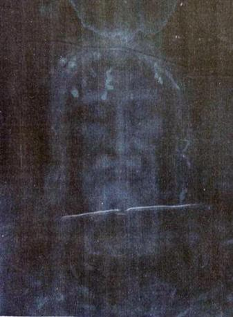 SHROUD OF TURIN FACE