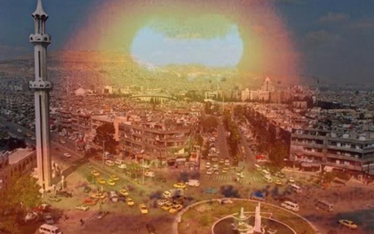 DESTRUCTION OF DAMASCUS 2