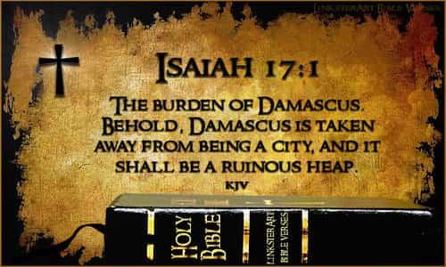 ISAIAH 17
