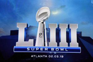 superbowl 53 logo