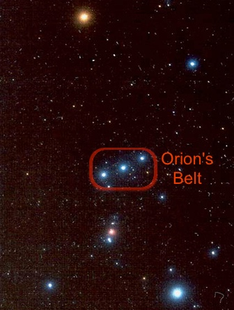 Orion-Belt