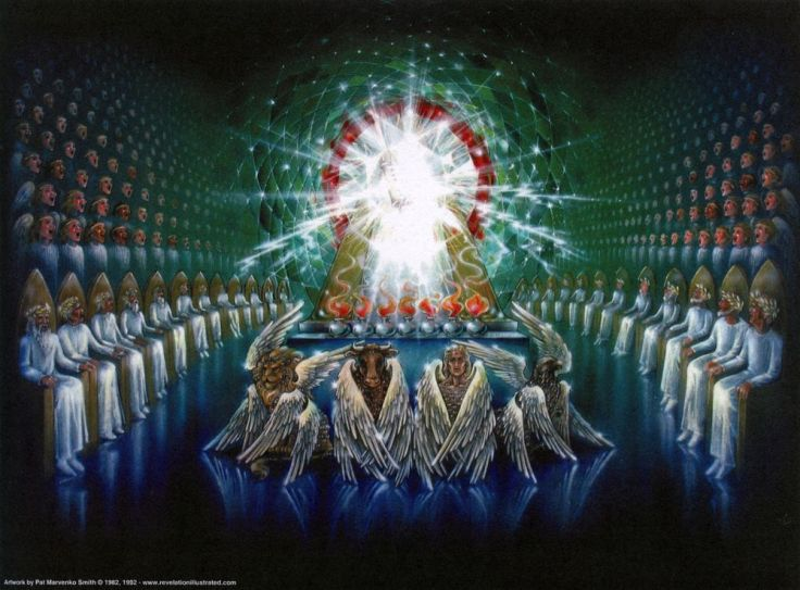 throne of god